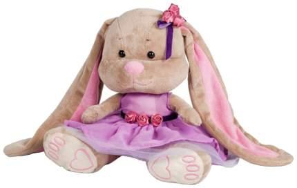 Мягкая игрушка Jack and Lin Зайка в фиолетовом платье