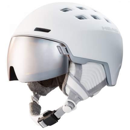 Горнолыжный шлем Head Rachel 2020 white, M/L