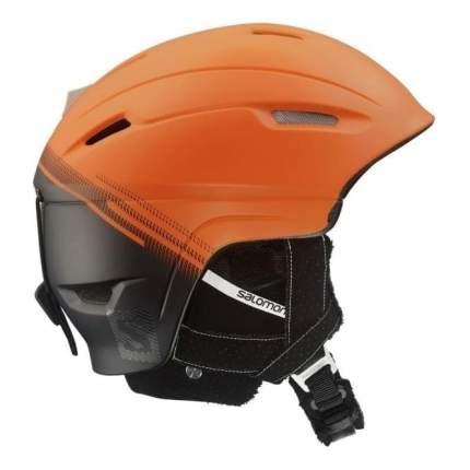 Горнолыжный шлем Salomon Ranger 4D C. AIR 2016 orange matt, S
