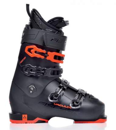 Горнолыжные ботинки Fischer RC Pro Vacuum Full Fit 2018, black/red, 24.5