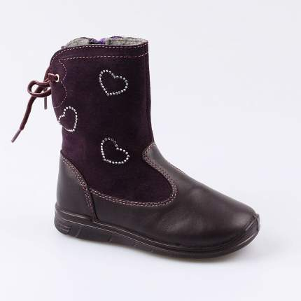 Ботинки для девочек Котофей, 27 р-р