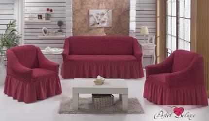 Набор чехлов для дивана Bulsan Цвет: Грязно-розовый