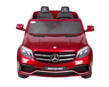 Двухместный электромобиль Barty Mercedes-Benz GLS63 AMG 4WD (Лицензия), Вишня