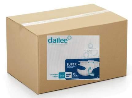 Подгузники для взрослых DAILEE размер XL 120 шт.