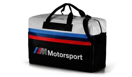 Дорожная сумка BMW M Motorsport Travel Bag, Black/White