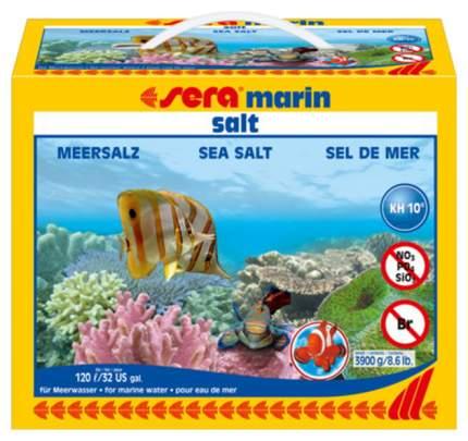 Морская соль Sera Marin Reef Salt 3.9 кг