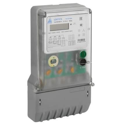 Счетчик электроэнергии Пзип ЦЭ2727A.T.E4. OP.5/10A B04 3*230/400В, 36101