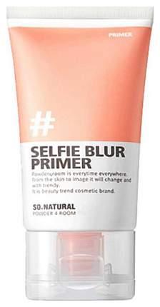 Основа для макияжа So Natural Selfie Blur Primer 30 мл