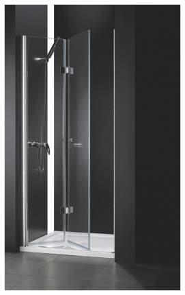Душевая дверь Cezares ELENA-W-BS-12-100-P-Cr-R