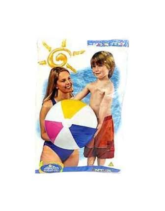 Мяч Intex разноцветный 61 см от 3лет
