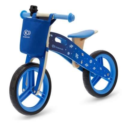 Беговел Kinderkraft Runner Galaxy Blue с аксессуарами