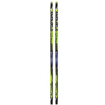 Комплект лыжный Larsen Active 46 SNS 185 step б/п