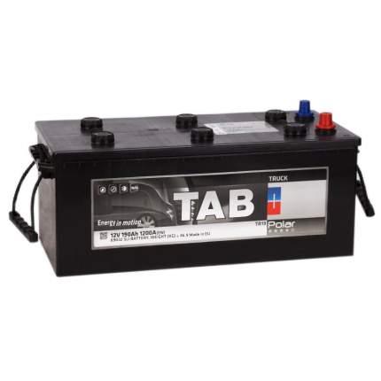 Аккумулятор TAB POLAR 190 euro 1200A 507x224x194 69032