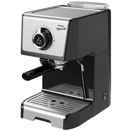 Кофеварка рожкового типа Inhouse Coffeebello Black (ICM1801BK)