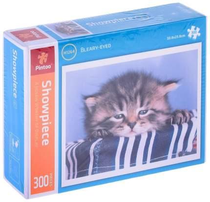 Пазл Pintoo Грустный котенок Н1264 300 деталей