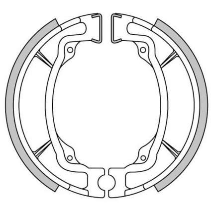Тормозные колодки барабанные GF1146