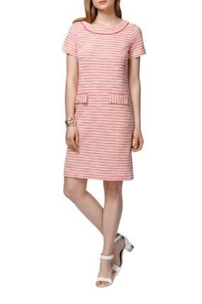 Платье женское Helmidge 7348 красное 18 UK