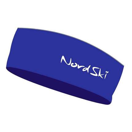 Повязка на голову NordSki Active blue