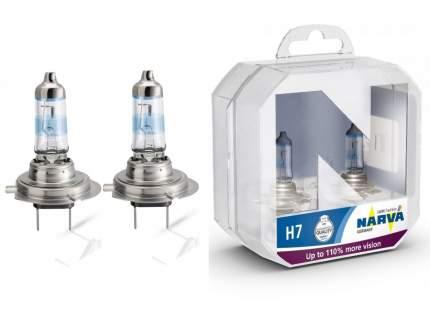 Лампа H7 12v 55w Range Power 110 NARVA арт. 48062 2100