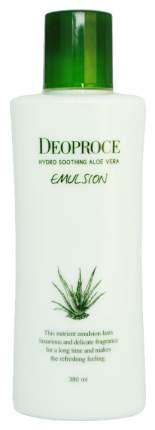 Эмульсия для лица Deoproce Hydro Soothing Aloe Vera Emulsion 380 мл