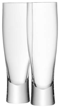 Набор бокалов LSA bar для пива 550 мл 2шт