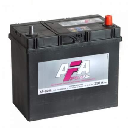 Аккумулятор автомобильный Afa AF-B24L