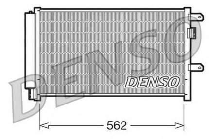 Радиатор кондиционера Denso DCN12003