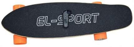 Электроскейт El-sport E7 90 x 19 см черный
