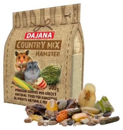 Корм для хомяков Dajana Country Mix 0.5 кг 1 шт