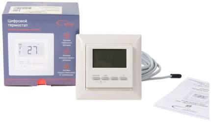 Терморегулятор SPYHEAT NLC-511H беж, Цифровой бежевый +5до+40С