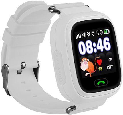 Детские смарт-часы Smart Baby Watch Q90 White/White