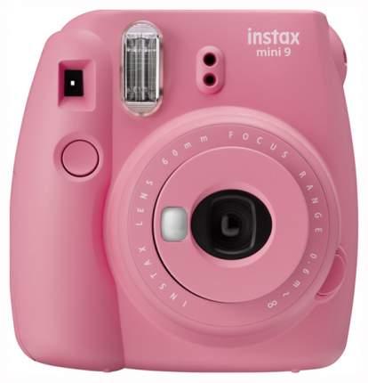 Фотоаппарат моментальной печати FujiFilm Instax Mini 9 цвет Розовый