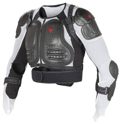 Защита спины Dainese Manis Jacket Pro белая, L