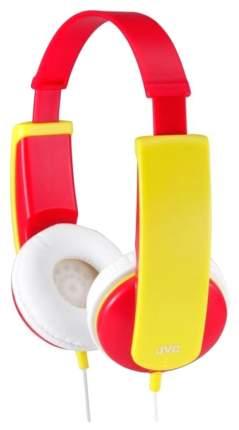 Наушники JVC HA-KD5-R Red