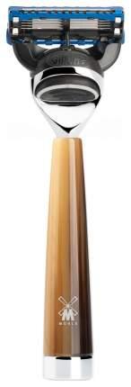 Станок для бритья MUEHLE LISCIO Fusion Цвет рога