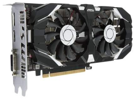 Видеокарта MSI GeForce GTX 1050 Ti (GTX 1050 Ti 4GT OC)