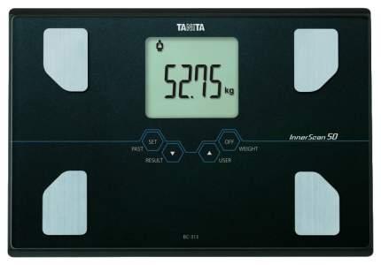 Весы напольные TANITA BC-313