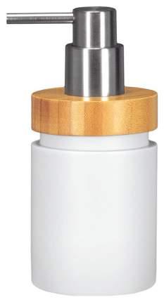 Емкость для жидкого мыла Kleine Wolke Vento White Белый Коричневый