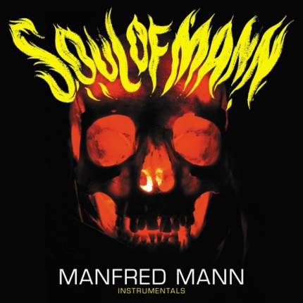 "Виниловая пластинка Manfred Mann ""Soul Of Mann"" (LP)"