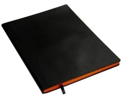 """Тетрадь """"In Black"""" А4, оранжевая, 80 листов, в клетку"""