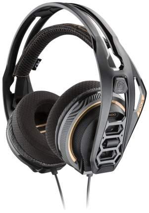 Игровые наушники Plantronics RIG 400 Dolby Atmos Black