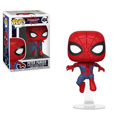 Фигурка-головотряс Funko POP! Bobble Marvel: Spiderman: Spider-Man