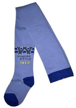 Колготки для мальчиков АЙАС голубой р.104-110