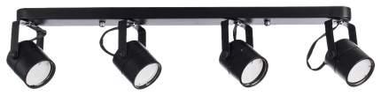 Спот Arte lamp Lente Black A1310PL-4BK
