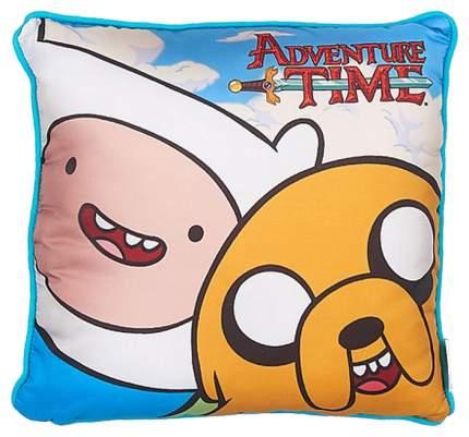Мягкая игрушка Jazwares Adventure Time Плюшевая подушка Finn & Jake Финн и Джейк 30 см