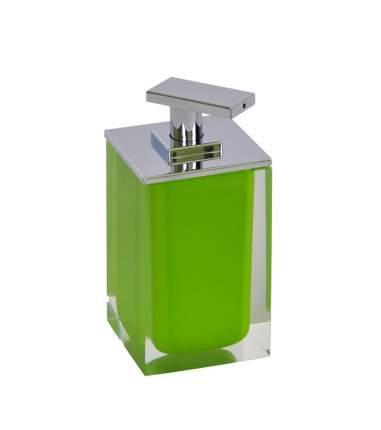 Дозатор для жидкого мыла Colours зеленый