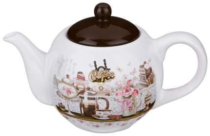 Заварочный чайник Agness 358-896 Разноцветный