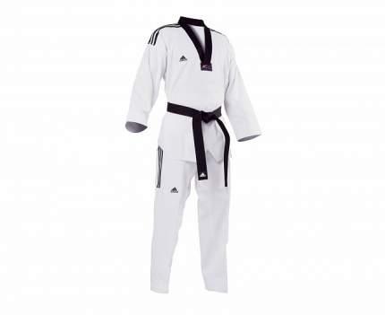 Добок Adidas WTF Adi-Fighter 3, white/black, 170