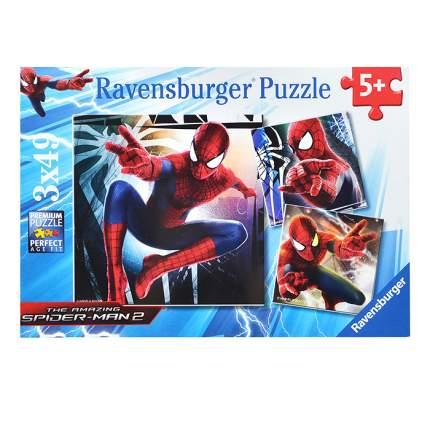Пазл 3 в 1 Человек-паук 3*49 шт. Ravensburger