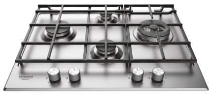 Встраиваемая варочная панель газовая Hotpoint-Ariston PKL 641 D2/IX/HA Silver